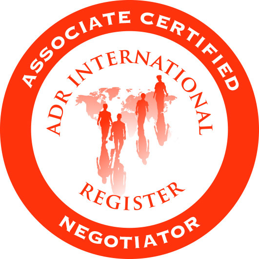 ADR associate certified register arbiter