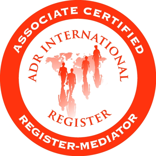ADR associate certified register mediator